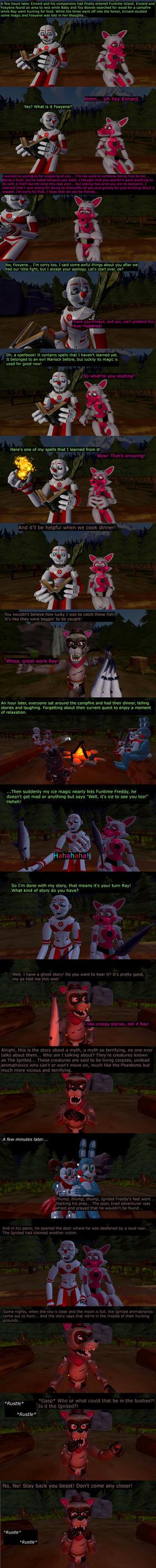 Bedtime Story 2 Part 10 by EmeraldWerewolfHeart