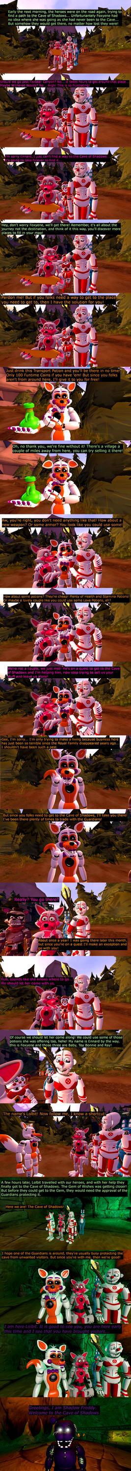 Bedtime Story 2 Part 12 by EmeraldWerewolfHeart