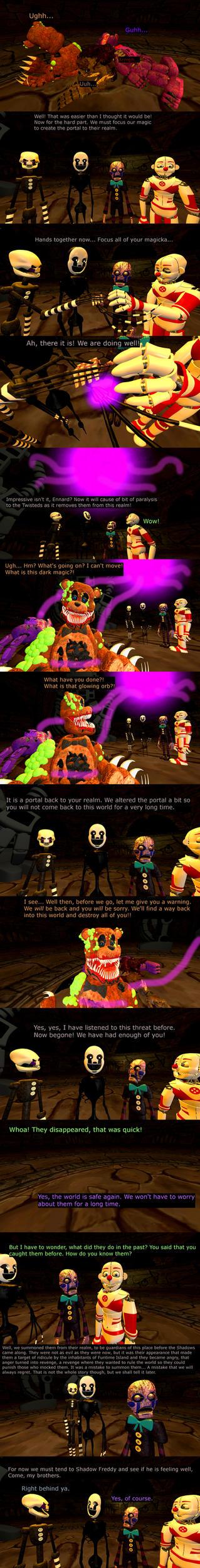 Bedtime Story 2 Part 18 by EmeraldWerewolfHeart