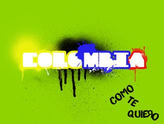 Colombia - Como Te Quiero by davidposso
