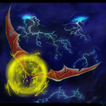 Spyro the electrical storm
