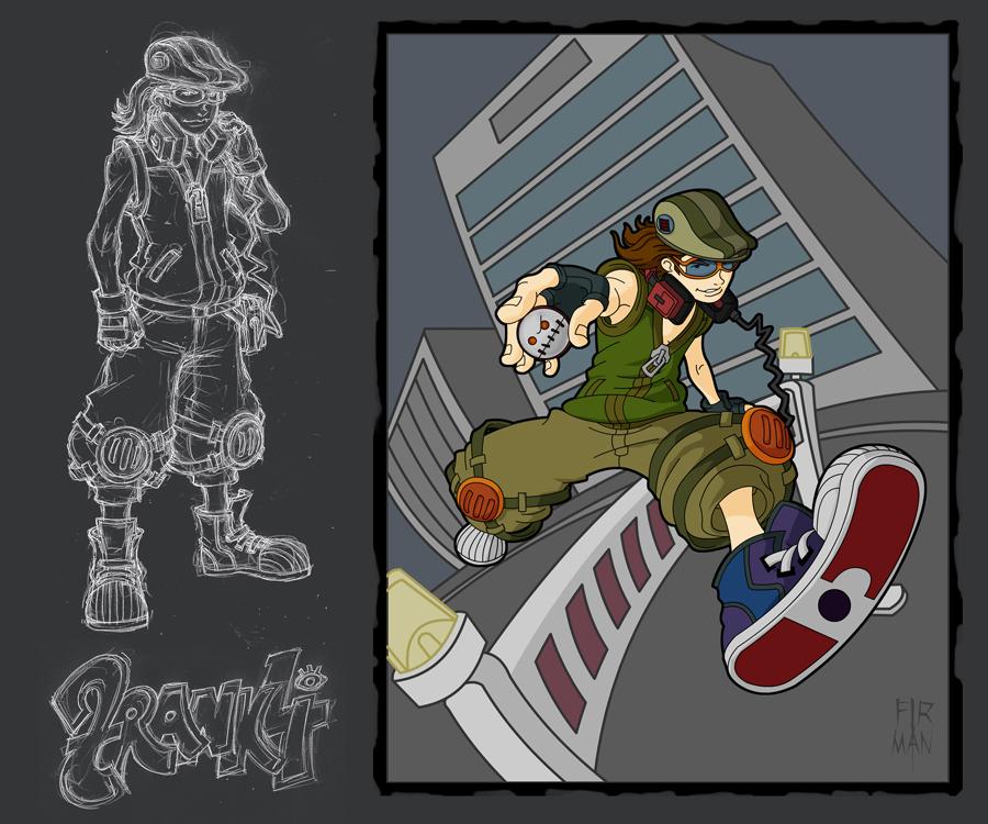 Hero: Frank 4 I by scorn-maniac