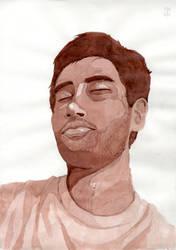 Portrait: Wajahat