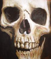 Skullstudy2 by bizartspot