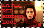 once upon a time's little red stamp by AnaInTheStars