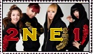 2NE1 stamp by AnaInTheStars