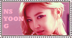 NS YOON-G Stamp by AnaInTheStars