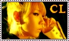 CL from 2ne1 stamp by AnaInTheStars
