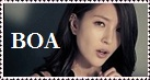 Boa stamp by AnaInTheStars