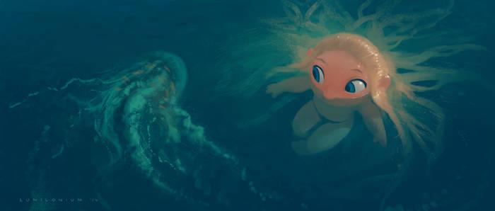 Jellyfish - 30 Apr '14