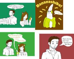 Bananashiba by R-H-MacLanahan
