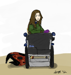 Heads and Tails: Wheelchair Concept by R-H-MacLanahan