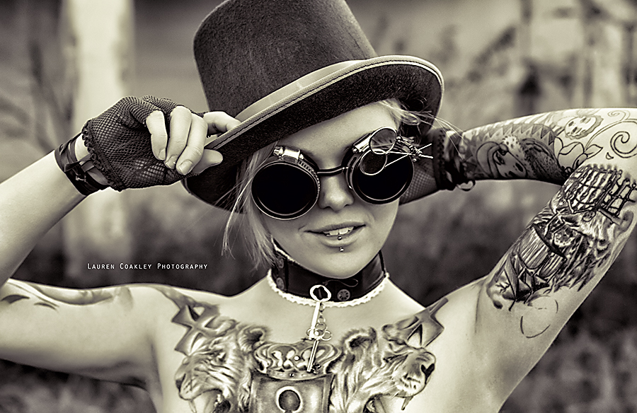SteamPunk Maria II by LaurenCoakley