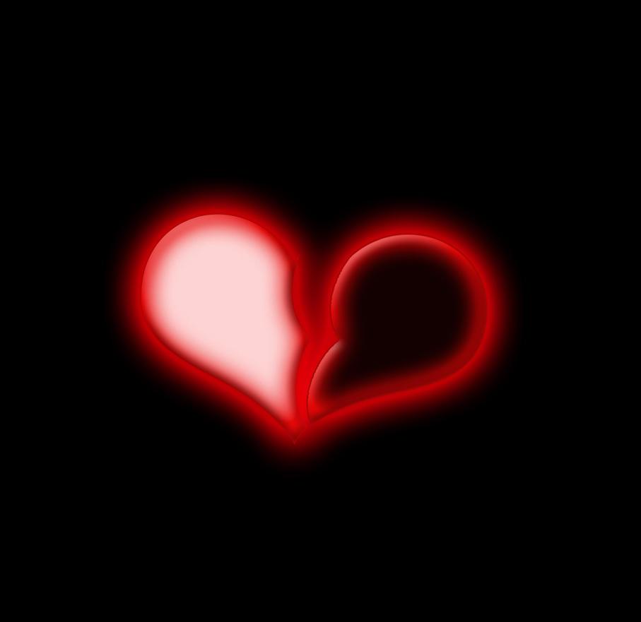 Wallpaper Of Broken Heart