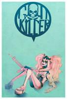 godkiller: my fair lady by AnnaWieszczyk