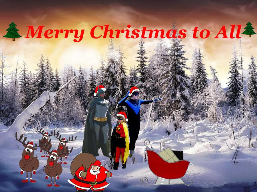 Early Christmas Message by Sci-Fi-Society on DeviantArt