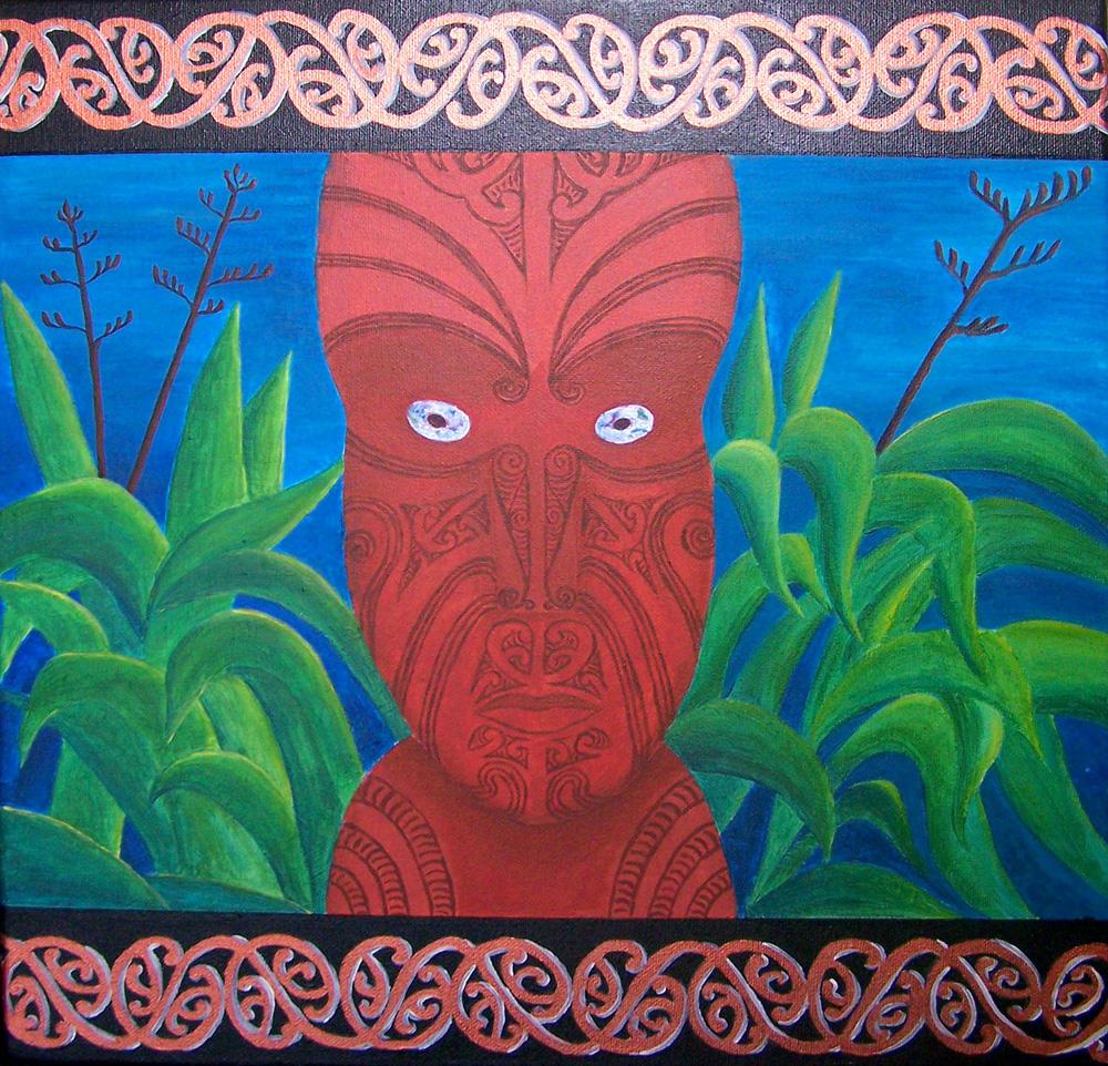 Traditional Maori Art: Maori Art By Zelandiya On DeviantArt