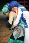 Vocaloid- Huggles