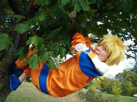 Naruto Uzumaki- Monkey Boy
