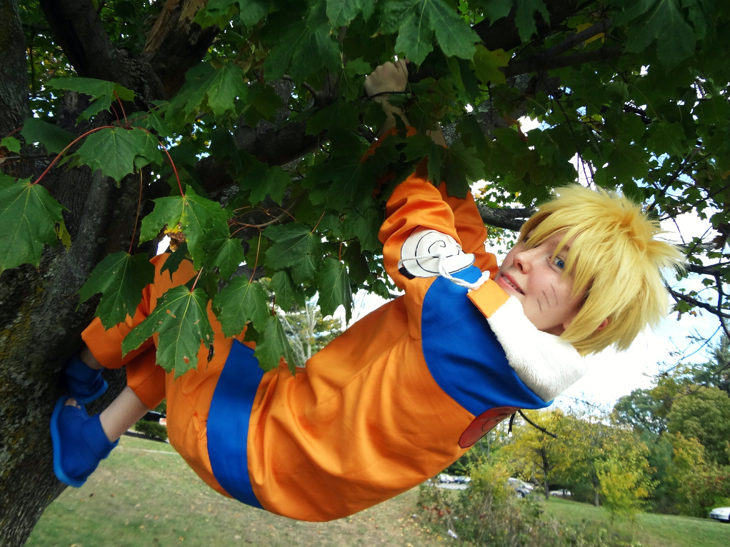 Naruto Uzumaki- Monkey Boy by XxNaomi-LukarixX