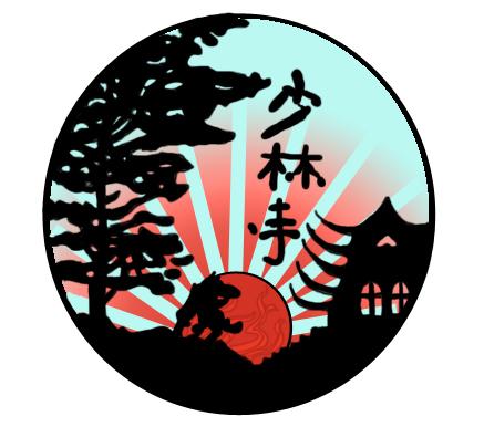 Karate Dojo Logo - Okami