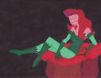 Poison Ivy by CaribuDude