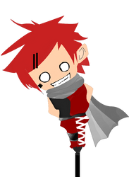 random character by Zuphlaskhai