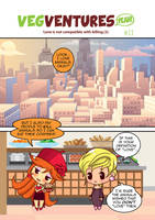 VV12: Love is not compatible with killing (2) by Pupaveg