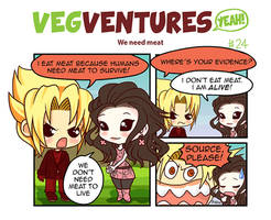 VV24: We need meat by Pupaveg