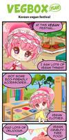 Vegbox comic #1 (COMMISSION) by Pupaveg