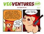 VV67: Go vegan for me