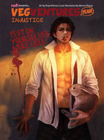 VEGventures INJUSTICE coverart by Pupaveg