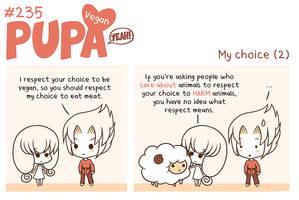 #235: My choice (2) by Pupaveg