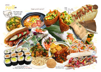 #339: Vegan food is gross by Pupaveg