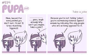 #594: Take a joke by Pupaveg