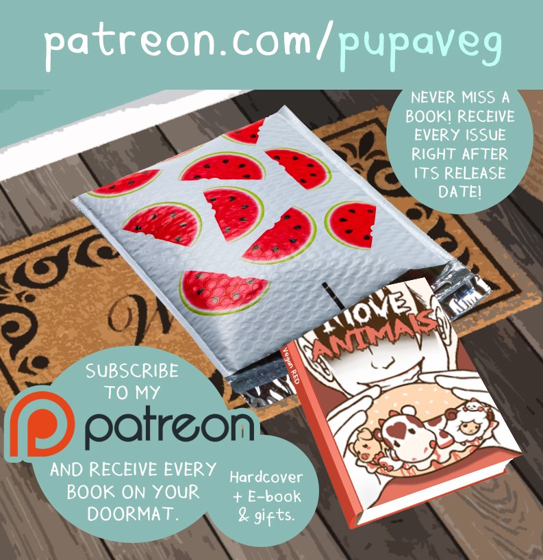 My Patreon page by Pupaveg
