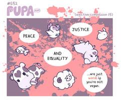 #652: Selective compassion (5) by Pupaveg