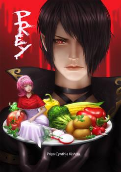 PREY - cover art - fantasy manga