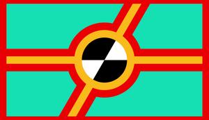 Flag of Linaviar (Remake)