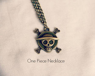 One Piece Necklace by kiran-freak