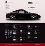 Porsche cayman design