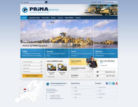 Large Equipment provider