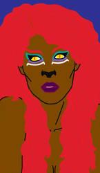 Sphinx Face 3
