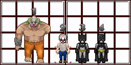 Batman in Pixels #1 by RocketDesignRE