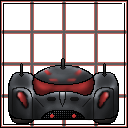 Batman in pixels #2 - WIP 1 by RocketDesignRE