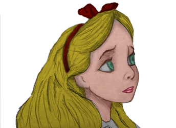 Wonderland: Alice Liddell (Blond version) by RocketDesignRE