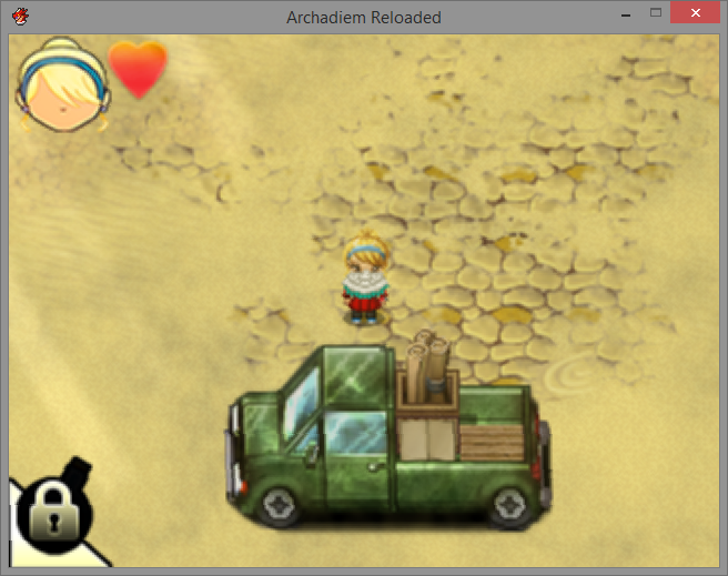 Archadiem Reloaded: Egypt by RocketDesignRE