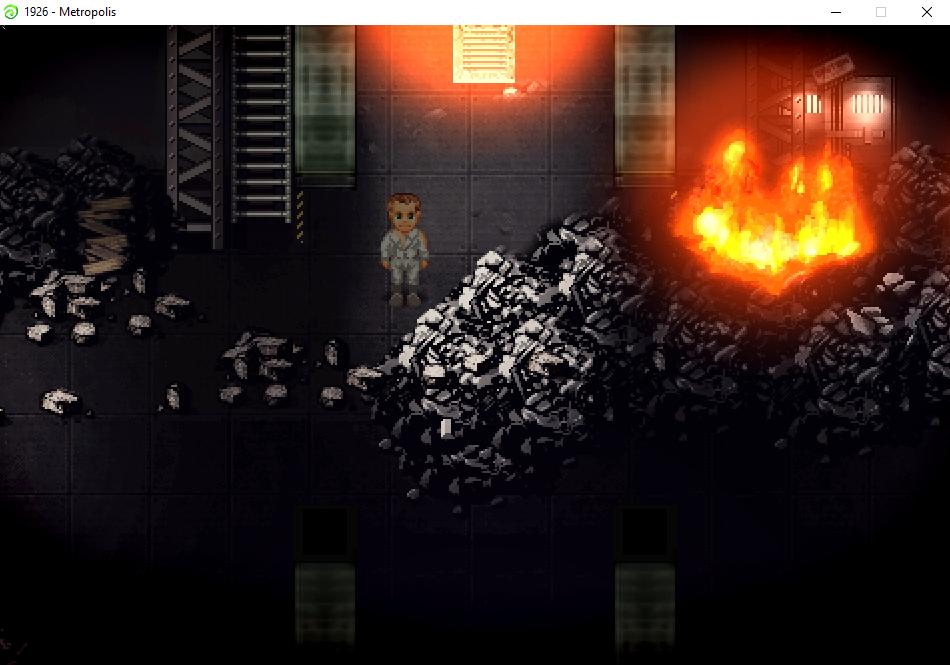 Destruction by RocketDesignRE