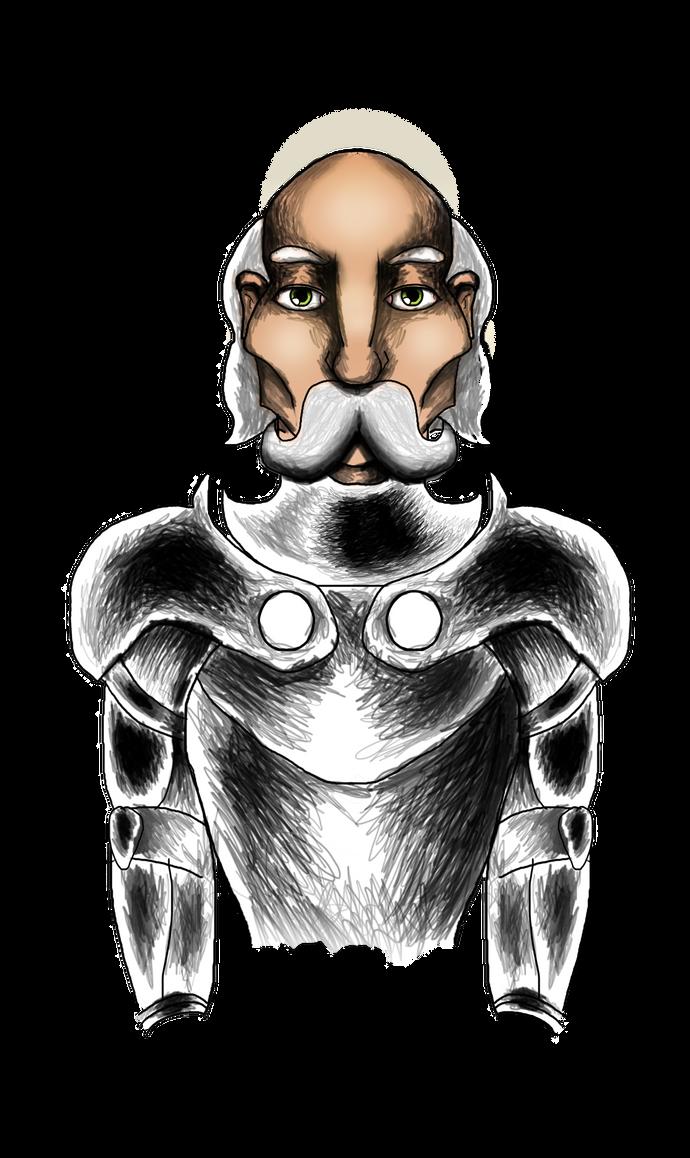 White Knight [Update] by RocketDesignRE