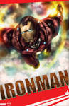 iron man by RocketPancake
